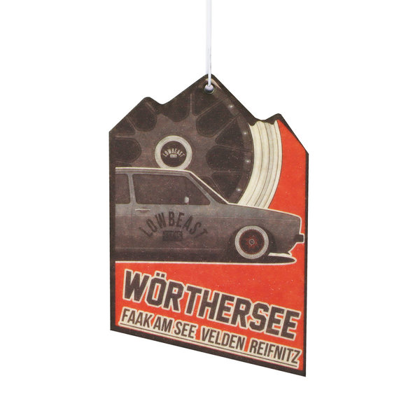 [LOWBEAST] Wörthersee Airfreshner